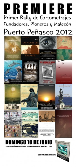 cine-muestra-junio10-298x653 Red Carpet night for students from Puerto Peñasco's First Film Workshop