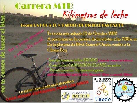oct13-bici-leche Bike Race - Kilometers of Milk 10/13