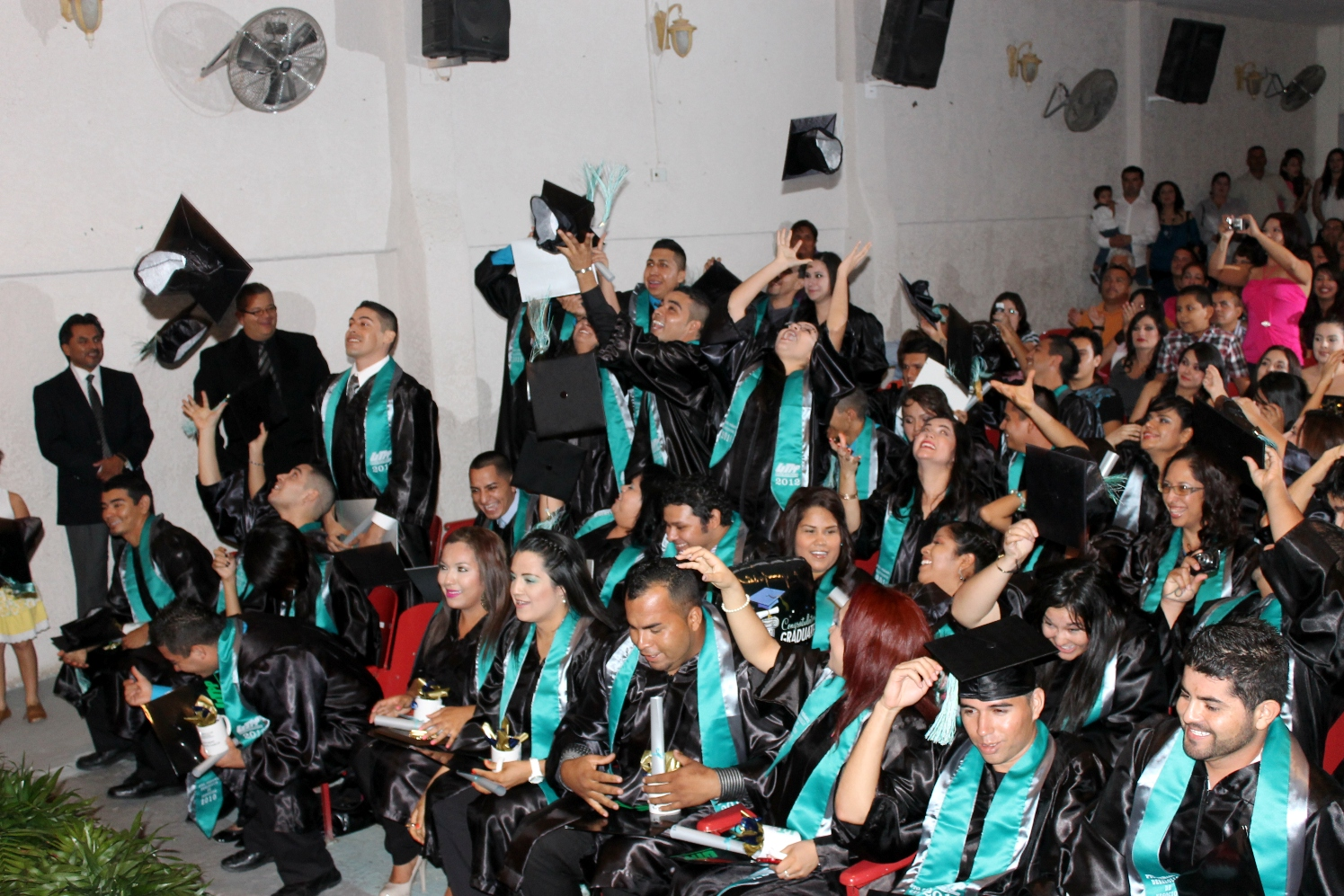 UTPP's first graduation ceremony honors 49 students- Rocky ...