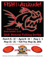 CBSC-58th-Derby-Flyer-479x620 March into the Weekend Rundown!