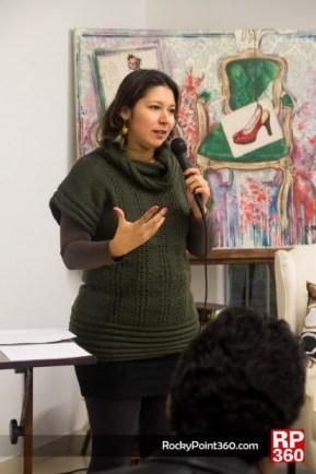 tallerescritura3-5473-413x620 Cristina Rascón, microempresaria de las letras