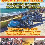 2013-rally-poster Día de Muertos - Rocky Point Weekend Rundown!