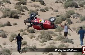 puerto peñasco- desert races- ADRA 125- 22