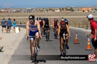 Rocky Point Triathlon-bike