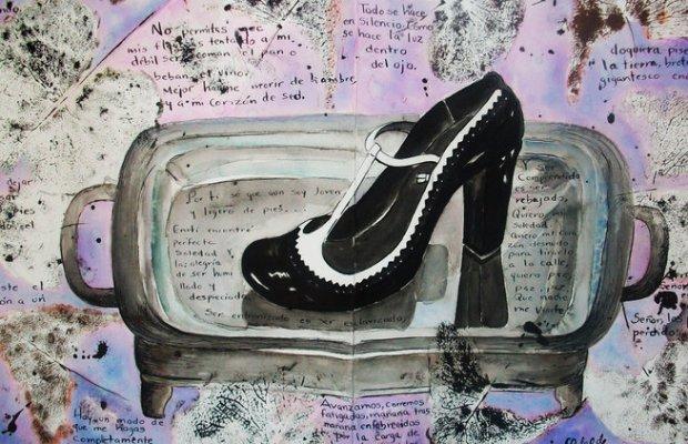 Julieta Olalde-painter-Puerto Penasco