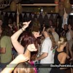Shurman performance at Beach Bum bar in Rocky Point, Puerto Peñasco, Sonora, México