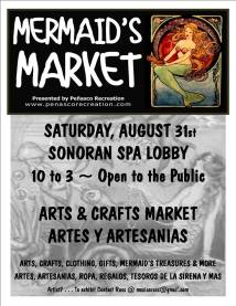mermaids-market-agosto-31 Rocky Point Weekend Rundown! Labor Day 2013