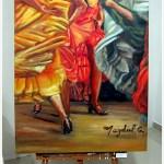 "Inauguraci├│n-Studio-por-Nina-Mier-9 Inauguration of painting school ""Studio"""