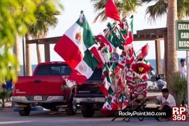 banderas-de-septiembre-620x413 Rocky Point Weekend Rundown! Shrimp & Celebration!
