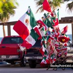 banderas-de-septiembre Labor Day weekend in Rocky Point!