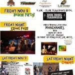 conciertorally132DAPARTE. Día de Muertos - Rocky Point Weekend Rundown!