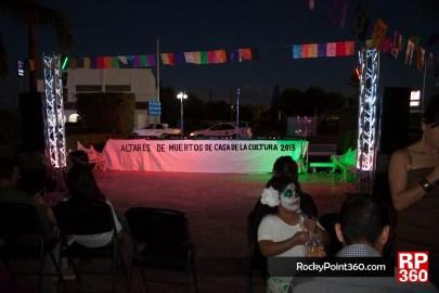 Día de Muertos en Casa de la Cultura-1