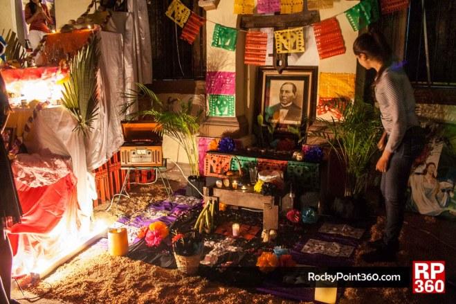 Día de Muertos en Casa de la Cultura-11