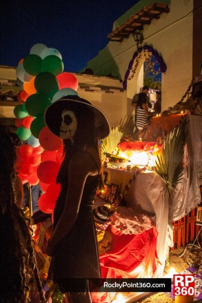 Día de Muertos en Casa de la Cultura-12