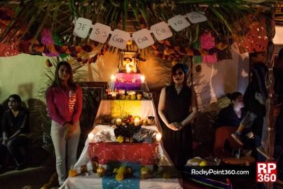 Día de Muertos en Casa de la Cultura-16
