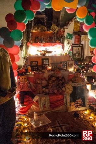 Día de Muertos en Casa de la Cultura-19