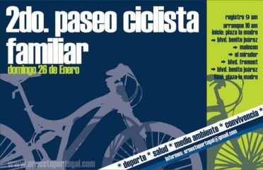paseo-ciclista-ene26-620x401 2do paseo ciclista familiar 1/26