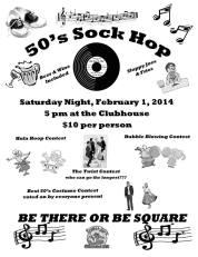 sock-hop