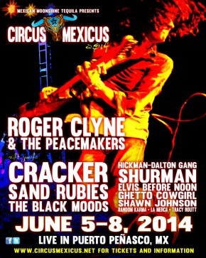 rcpm-circus2014 Circus Mexicus 2014 promises to be All Rock!