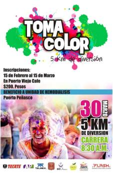 toma-color-30marzo Ready for Toma Color 5K!