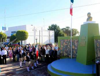 juarez1 Honoring 208th Anniversary of Benito Juárez