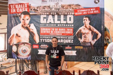 Gallo Estrada- press conference 1