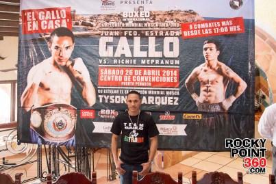 Gallo Estrada- press conference 1