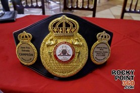 Gallo-Estrada-press-conference-5 Gallito to defend titles in Puerto Peñasco