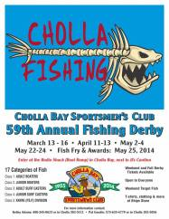 59th-fishing-derby Let's golf!  Rocky Point Weekend Rundown!