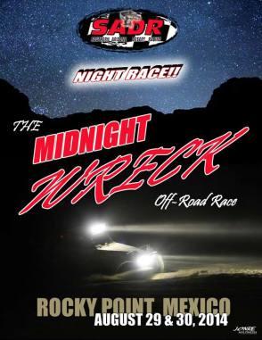sadr-night-race SADR will run Night Race in August