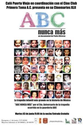 abc-cinemartes ABC Never Again - 5th anniversary of tragic fire