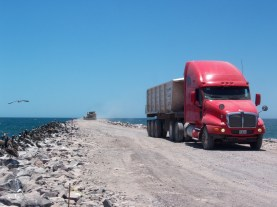homeport-2 Puerto Peñasco's Homeport: Work moves forward