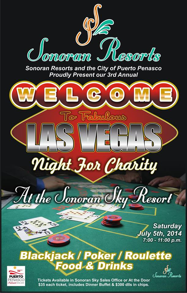 sonoran-casino-night Sonoran Resorts Casino Charity Night July 5