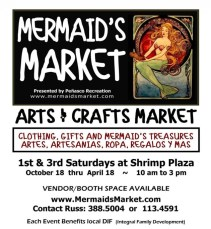 mermaids-oct-630x686 Jingle all the way!  Rocky Point Weekend Rundown!