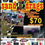 dec7-event-sanddrags It's beginning to look a lot like....  Rocky Point Weekend Rundown!