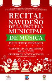 Diciembre.-Concierto-Navideño-Germán-Esquer. Jingle all the way!  Rocky Point Weekend Rundown!