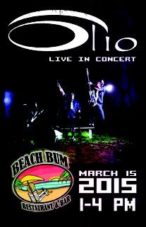 olio-m15 Olio in concert @ Beach Bum - Spring Break 2015
