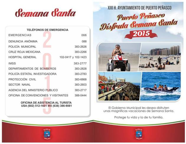 semana-santa-flyer City provides tips for safe Semana Santa