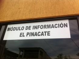Pinacate-Puerto-1 Abren centro de información sobre la Reserva del Pinacate cerca del malecón