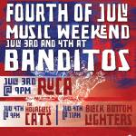 banditos-4julio 4th of July!  Rocky Point Weekend Rundown!