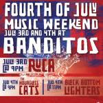banditos-4julio 4th of July!  Rocky Point Weekend Rundown!