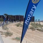 """rotary-UT-5420-jun2015-1 """"Dar de sí antes de pensar en sí"""" en Puerto Peñasco"""