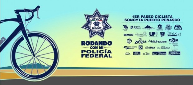 "carrera-ciclismo-policia-630x277 More than 200 cyclists ready for ""Rolling with my Fed"" Bike Race"