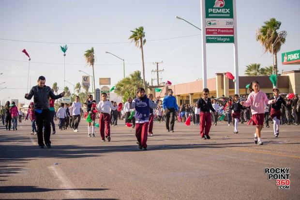 Desfile-Revolucion-Mexicana-2015-025 Aniversario de la Revolución, Puerto Peñasco 2015