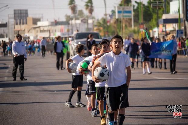 Desfile-Revolucion-Mexicana-2015-027 Aniversario de la Revolución, Puerto Peñasco 2015