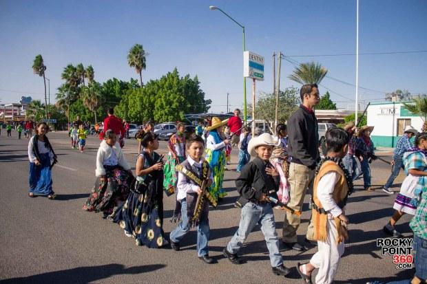 Desfile-Revolucion-Mexicana-2015-037 Aniversario de la Revolución, Puerto Peñasco 2015