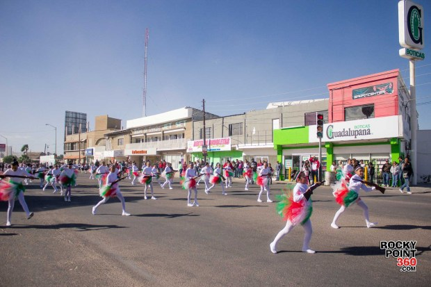Desfile-Revolucion-Mexicana-2015-041 Aniversario de la Revolución, Puerto Peñasco 2015