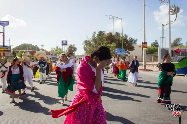 Desfile-Revolucion-Mexicana-2015-062 Aniversario de la Revolución, Puerto Peñasco 2015