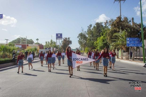 Desfile-Revolucion-Mexicana-2015-064 Aniversario de la Revolución, Puerto Peñasco 2015