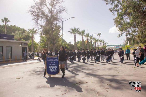 Desfile-Revolucion-Mexicana-2015-068 Aniversario de la Revolución, Puerto Peñasco 2015
